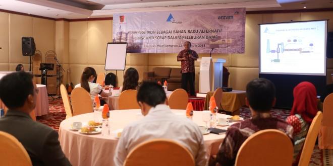 Acara Temu Pelanggan PT Meratus Jaya Iron & Steel